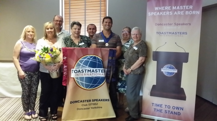 Doncaster Speakers Committee 2014-2015