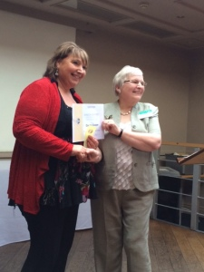 Gayna Cooper | Shelagh Jones | Toastmasters International | Public Speaking Doncaster