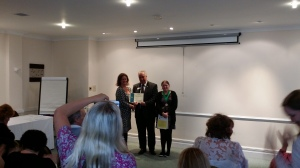Division E Contest   Marie-Claire Carlyle   Warrington Toastmasters