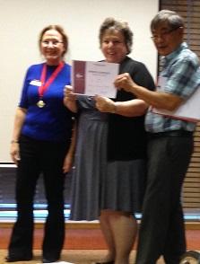 Jean Stewart 3rd prize
